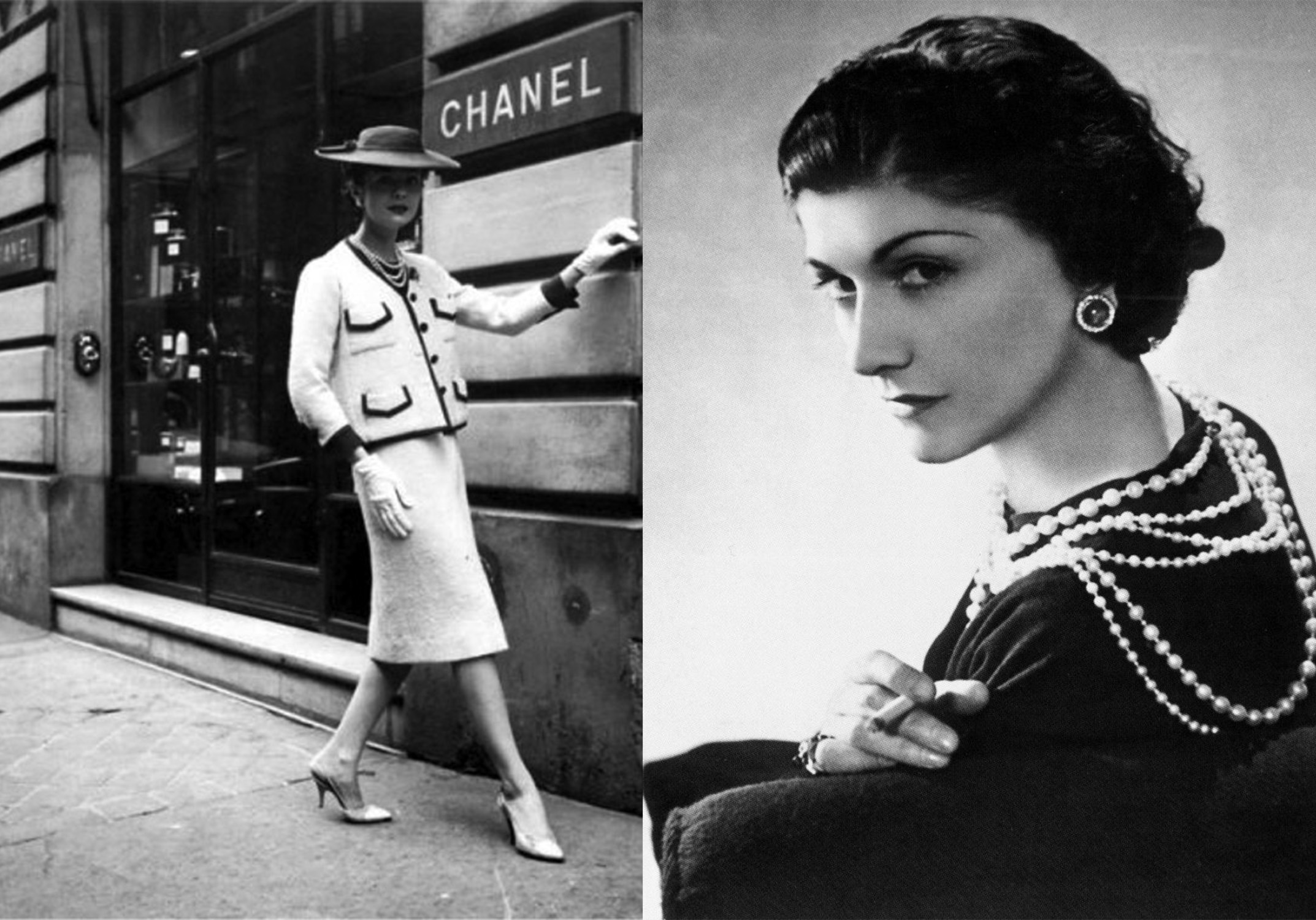coco chanel 3 essay Essay coco chanel: a fashion icon legacy coco chanel: a fashion icon legacy thinking of fashion, many names come into mind: gucci, louis vuitton, dior, burberry.